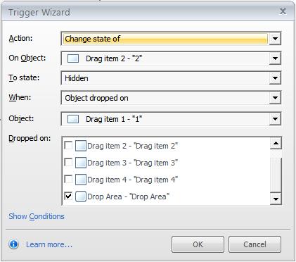 Step 4 - Trigger 2