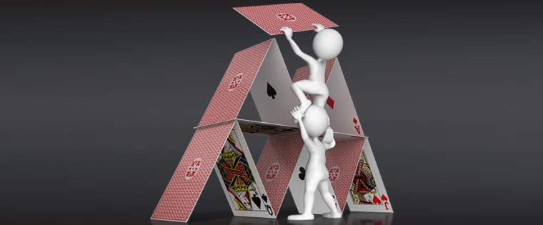 Don't Let Your Product Sales Training Collapse like A House of Cards