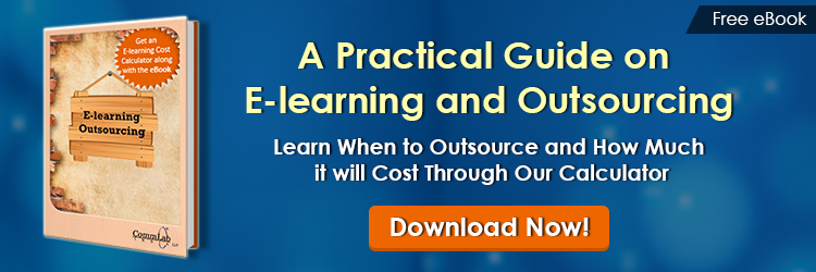 Download our eBook 'E-learning Outsourcing: Selecting the Right E-learning Vendor'