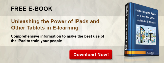 View eBook on Unleashing the Power of iPads and Other Tablets in E-learning