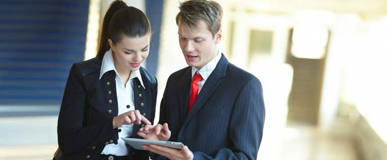iPad - Ushering A New Era in The Corporate Training World [Slideshare]