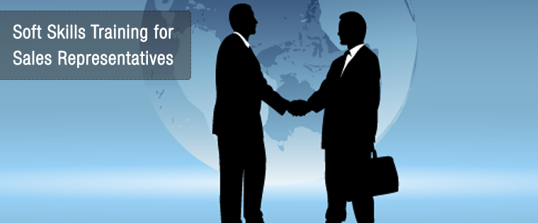 Soft Skills Training for Sales Representatives  Through E-Learning