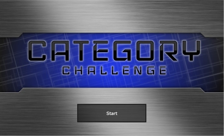 Category Challenge