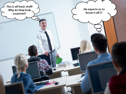 What is Classroom-readiness eLearning and why do we need one?