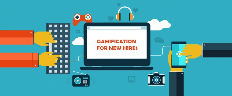 Want to Get the Most Out of Your New Hires? Give Gamification a Try!