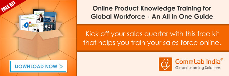 Download our free Kit 'Online Product Knowledge Training for Global Workforce - An All in One Guide'