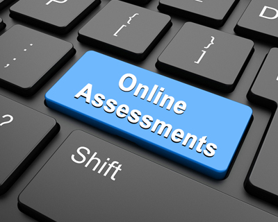 Interactive Q&A Online Assessments