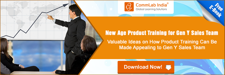 View E-book on New Age Product Training for Gen Y Sales Team