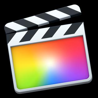 2015 Final Cut Pro Logo