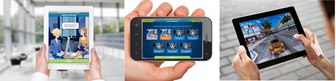 Mobile learning: Offers byte-sized, on-demand performance support