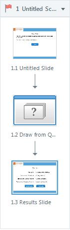Create normal final quiz