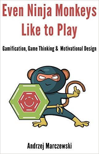 Even Ninja Monkeys Like to Play