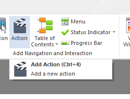 Select the tab1 button