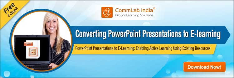 A Step by Step Guide to Convert PowerPoint Presentations to E-learning