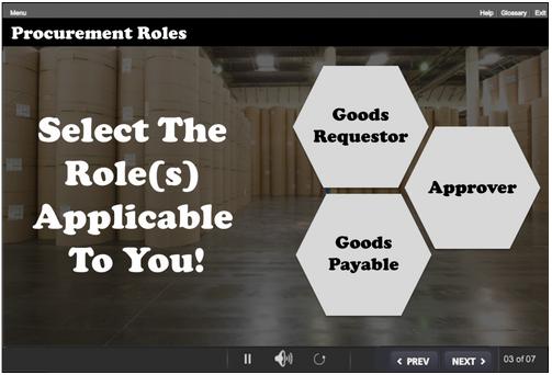 Procurement Roles