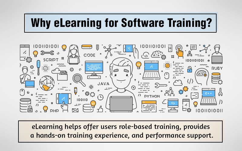 5 Smart Tips for Software Training through eLearning