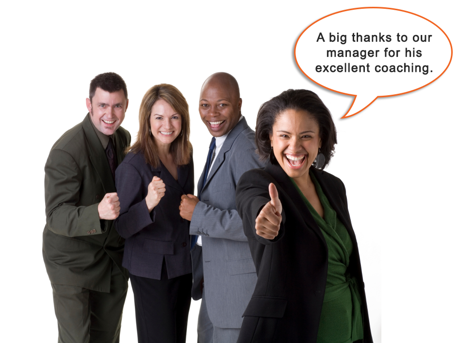 Maximize the time spent on sales coaching