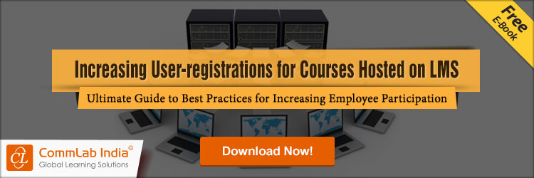 View eBook on Increasing User-registrations for Courses Hosted on LMS
