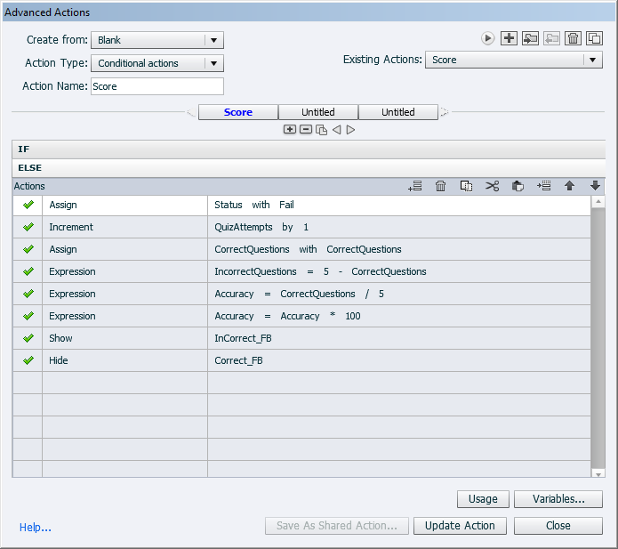How to Create Customize Result page in captivate - Part 3