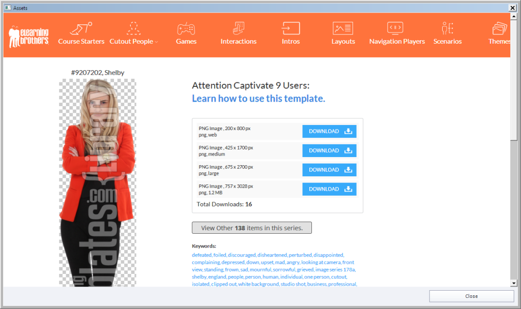 Adobe captivate 9s asset store templates to create the best e character download maxwellsz