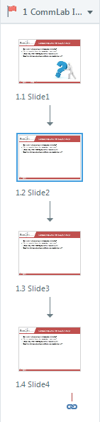 Create the course as per requirement Step1