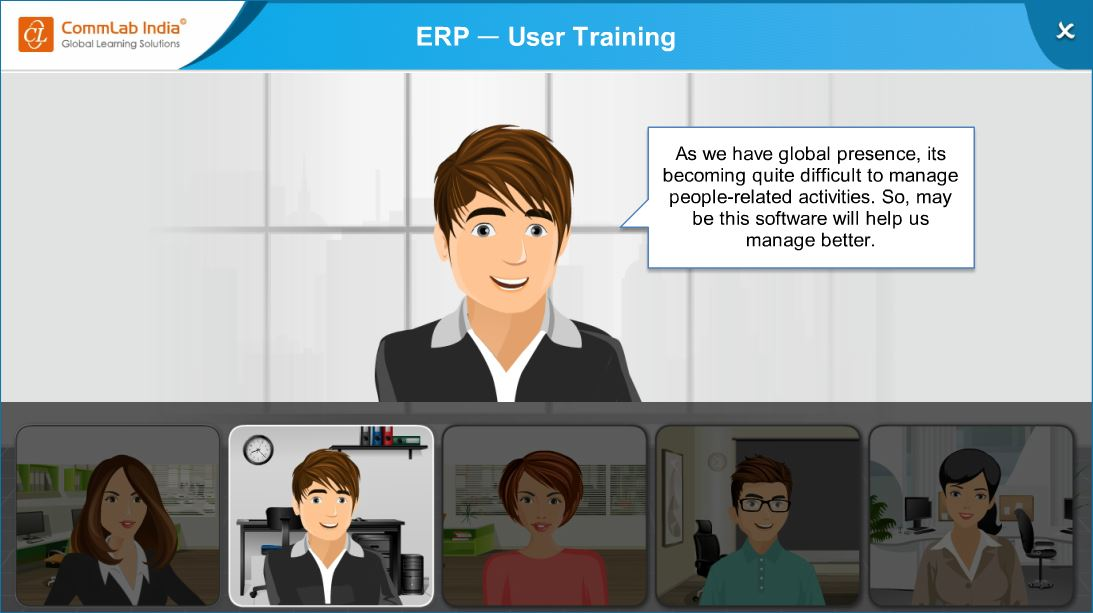 Why ERP