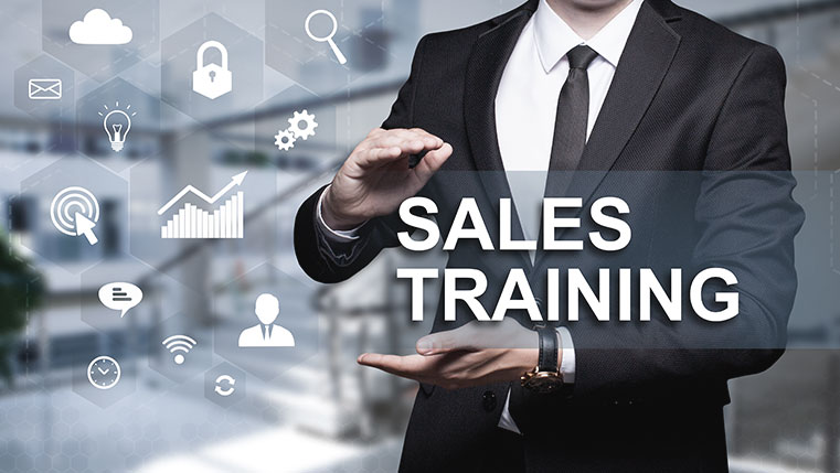 4 Important Aspects to Deliver High Quality Sales Training [Infographic]
