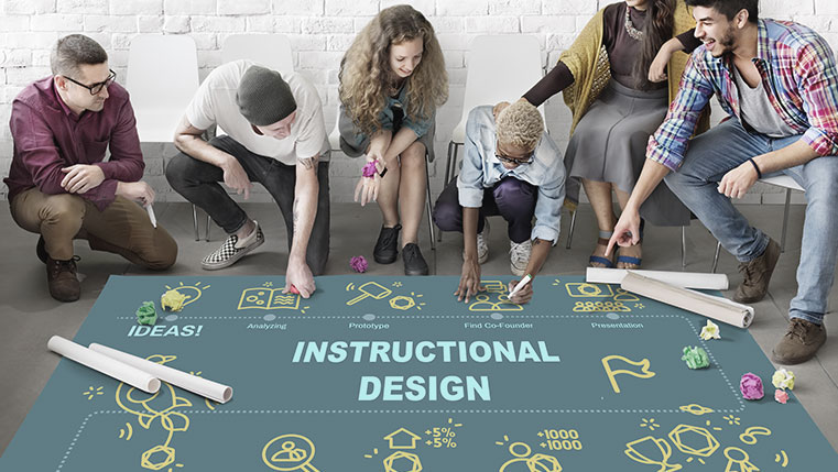 Instructional Design Model – A Framework to Develop Instructional Materials [Infographic]