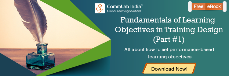 Fundamentals of Learning Objectives in Training Design - Part 1