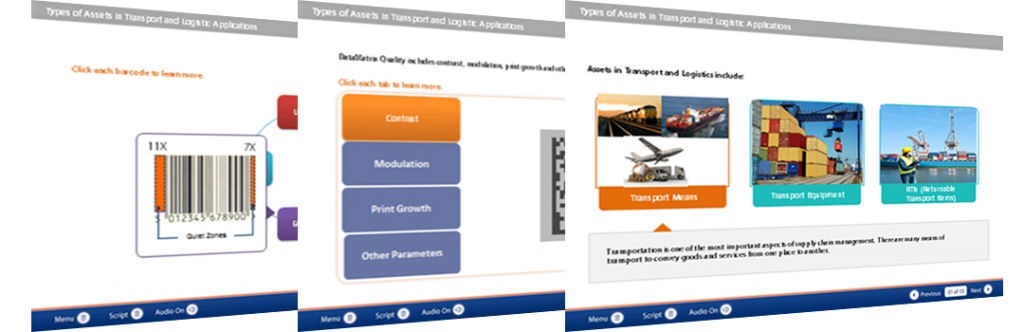 Training on supply chain process