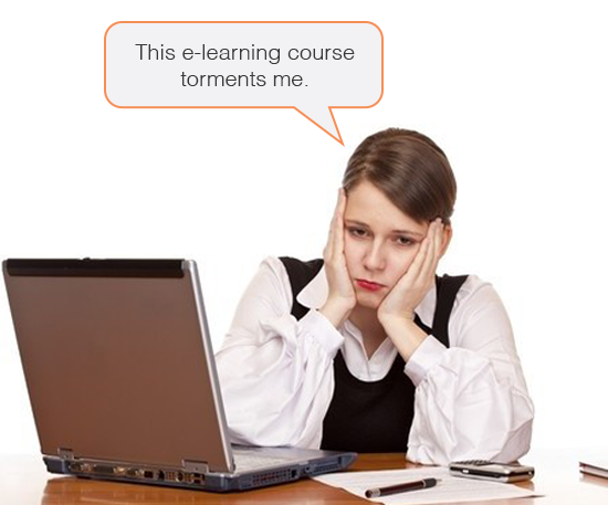 Ensure your courses are page turners