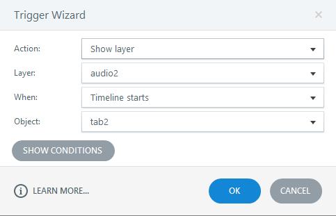Insert audio to tab2