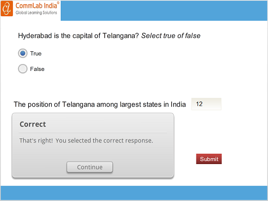 Publish or Preview the Course