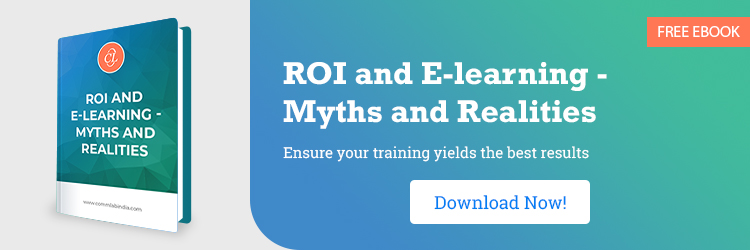 ROI and E-learning - Myths and Realities