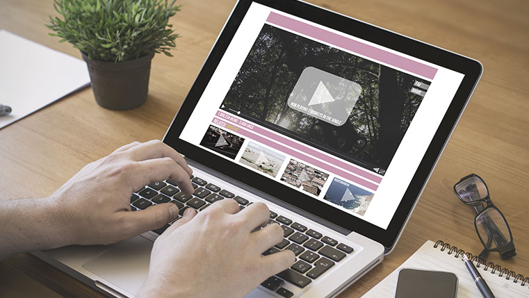 5 Creative Ways of Using Videos in E-learning [infographic]