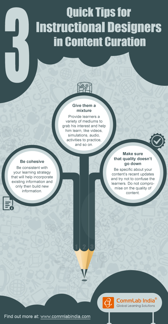3 Quick Tips for Instructional Designers for Content Curation