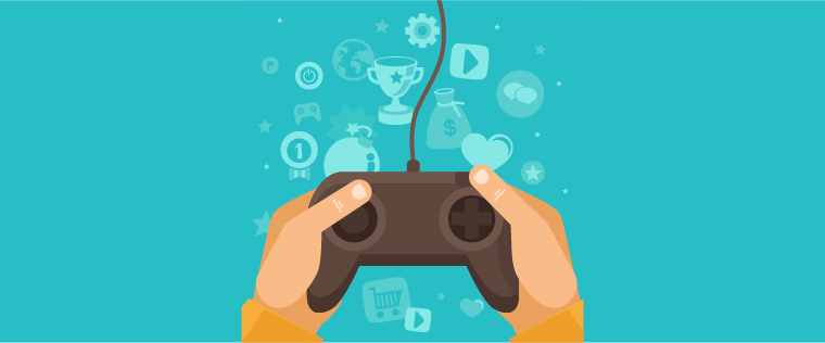 3 Engaging Samples of  Gamified E-learning Developed in 2016