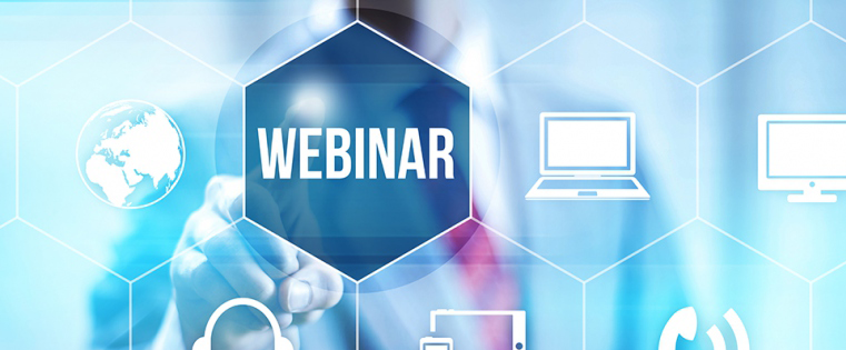Webinars – Providing the Flexibility of Digital Learning with Human Interaction