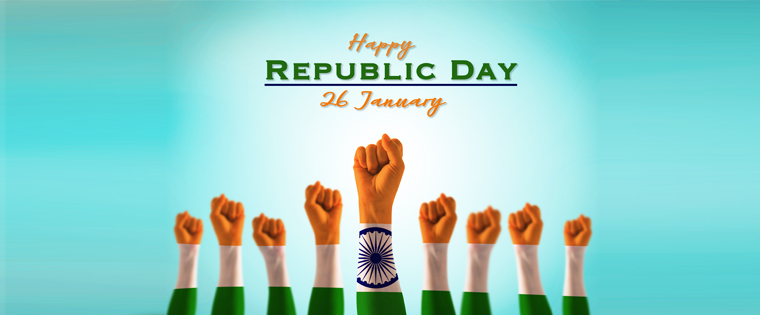 January 26 – Celebrating the Birth of the Indian Republic