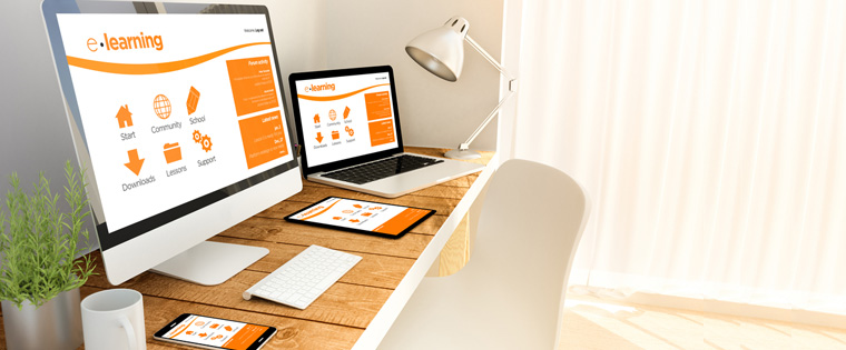 Responsive E-learning Development: Two Key Challenges and Their Solutions