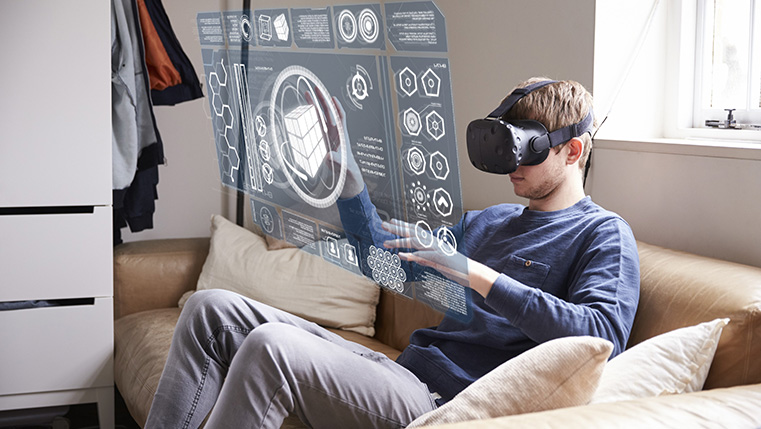 Virtual and Augmented Reality : The Future of E-learning
