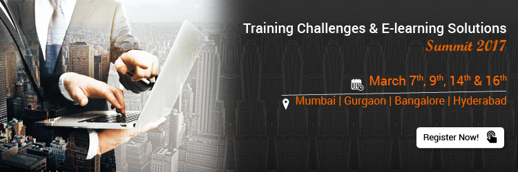 Training Challenges and  E-learning Solutions Summit 2017