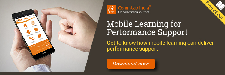 View eBook on Mobile Learning for Performance Support