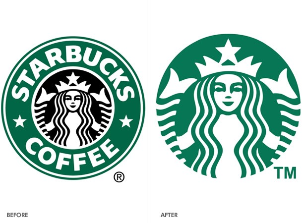 Logo of Starbucks