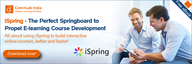 iSpring - The Perfect Springboard to Propel E-learning Course Development