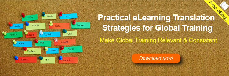 Practical eLearning Translation Strategies for Global Training