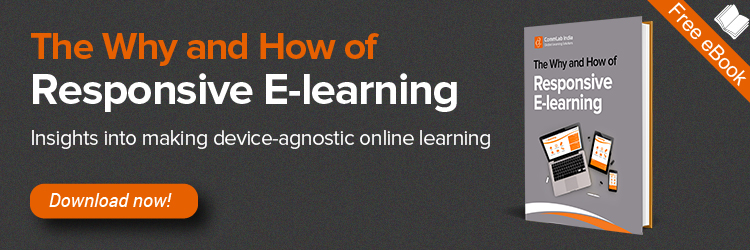 The Why and How of Responsive E-learning