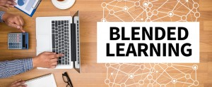 Classroom + E-learning = Overcome Resistance to Technology with Blended Learning