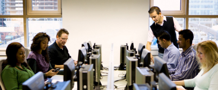 Video Screencasts to Make Software and Process Training Exciting