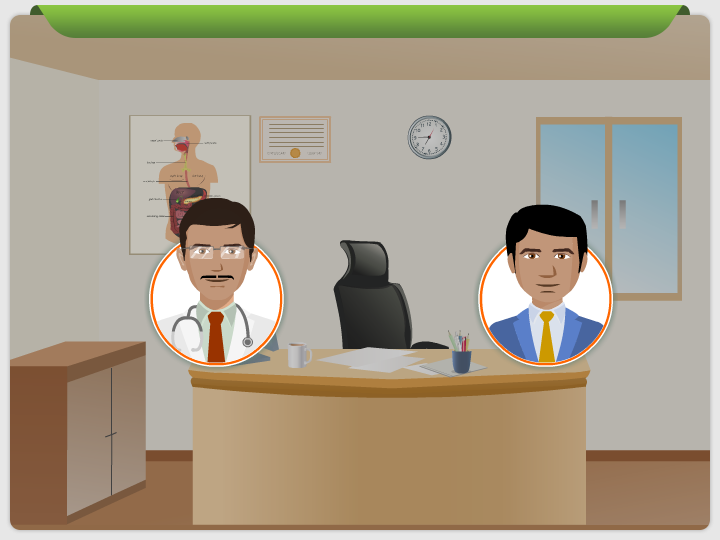 Provide training to interact with physicians successfully through ILT and e-learning formats